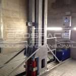 Car lift, car park elevator, automatic car parking, waste collection, goods and car custom lifting platforms - Ecospace srl // 17_1415349098
