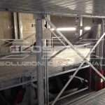 Car lift, car park elevator, automatic car parking, waste collection, goods and car custom lifting platforms - Ecospace srl // 18_1415349098