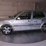 Lift with rotating platform, lift cars with rotating platform - ECOSPACE Dimensional Solutions // 1_1345646114