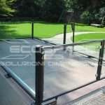 Lift with platform of hole closing, self-floor elevator closing - ECOSPACE Dimensional Solutions // 1_1345648799