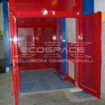 Car lifts and hoists, industrial - ECOSPACE Dimensional Solutions // 1_1345707334