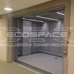 Car lift, car park elevator, automatic car parking, waste collection, goods and car custom lifting platforms - Ecospace srl // 1_1403596273