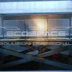 Car lift, car park elevator, automatic car parking, waste collection, goods and car custom lifting platforms - Ecospace srl // 1_1414763831