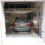 Car lift, car park elevator, automatic car parking, waste collection, goods and car custom lifting platforms - Ecospace srl // 1_1414771014