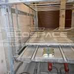 Car lift, car park elevator, automatic car parking, waste collection, goods and car custom lifting platforms - Ecospace srl // 1_1414771067