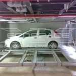 VPM vertical parking - Parking automatic and mechanized vertical, vertical car parking system - ECOSPACE Dimensional Solutions // 1_1414771875