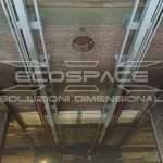 Car lift, car park elevator, automatic car parking, waste collection, goods and car custom lifting platforms - Ecospace srl // 1_1429274724