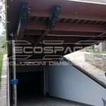 Car lift, car park elevator, automatic car parking, waste collection, goods and car custom lifting platforms - Ecospace srl // 1_1430409037