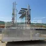 Car lift, car park elevator, automatic car parking, waste collection, goods and car custom lifting platforms - Ecospace srl // 1_1438331401