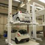 Car lift, car park elevator, automatic car parking, waste collection, goods and car custom lifting platforms - Ecospace srl // 1_1457618174