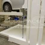 Car lift, car park elevator, automatic car parking, waste collection, goods and car custom lifting platforms - Ecospace srl // 1_1457618253