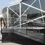 Racing hospitality: hospitality structures for racing sector // Racing hospitality