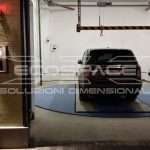 Car lift, car park elevator, automatic car parking, waste collection, goods and car custom lifting platforms - Ecospace srl // 1_1463750297