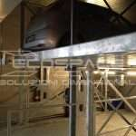 Car lift, car park elevator, automatic car parking, waste collection, goods and car custom lifting platforms - Ecospace srl // 22_1415349098