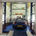 Car lifts for garages, car lifts, automatic parking, waste collection islands, lifting platforms civil and industrial - ECOSPACE Dimensional Solutions // 2_1346754037