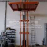 Uranus car lifts, goods lifts - ECOSPACE Dimensional Solutions // 2_1346757726