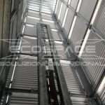 Car lift, car park elevator, automatic car parking, waste collection, goods and car custom lifting platforms - Ecospace srl // 2_1402907752