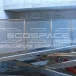 Car lift, car park elevator, automatic car parking, waste collection, goods and car custom lifting platforms - Ecospace srl // 2_1414763831