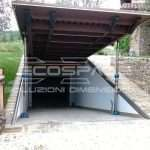 Car lift, car park elevator, automatic car parking, waste collection, goods and car custom lifting platforms - Ecospace srl // 2_1430409038