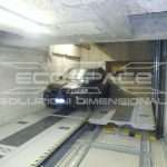 Car lift, car park elevator, automatic car parking, waste collection, goods and car custom lifting platforms - Ecospace srl // 2_1487756950