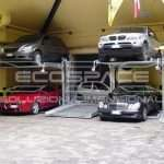 Car lifts for display company, hoists corporate elevator company - ECOSPACE Dimensional Solutions // 3_1345645004