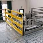 Car lifts, automatic parking, waste collection islands, lifting platforms civil and industrial - ECOSPACE Dimensional Solutions // 3_1346772358