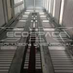 Car lift, car park elevator, automatic car parking, waste collection, goods and car custom lifting platforms - Ecospace srl // 3_1402907752