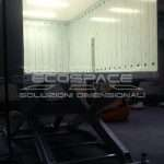 Car lift, car park elevator, automatic car parking, waste collection, goods and car custom lifting platforms - Ecospace srl // 3_1413553514