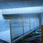 Car lift, car park elevator, automatic car parking, waste collection, goods and car custom lifting platforms - Ecospace srl // 3_1414763831