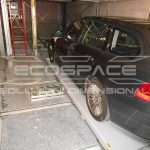 Car lift, car park elevator, automatic car parking, waste collection, goods and car custom lifting platforms - Ecospace srl // 3_1414771014