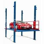 Saturn car lifts, hoists - ECOSPACE Dimensional Solutions // 4_1345649606