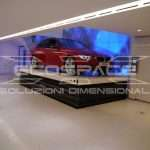 Montauto dealership, showroom car lifts, car lifts, automatic parking, waste collection islands - ECOSPACE Dimensional Solutions // 4_1346774971