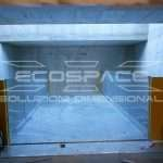 Car lift, car park elevator, automatic car parking, waste collection, goods and car custom lifting platforms - Ecospace srl // 4_1414763831