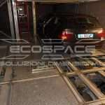 Car lift, car park elevator, automatic car parking, waste collection, goods and car custom lifting platforms - Ecospace srl // 4_1414771014