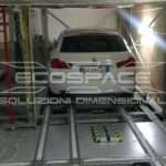 Car lift, car park elevator, automatic car parking, waste collection, goods and car custom lifting platforms - Ecospace srl // 4_1427445274