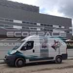 Car lift, car park elevator, automatic car parking, waste collection, goods and car custom lifting platforms - Ecospace srl // 8_1403596273