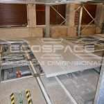 Car lift, car park elevator, automatic car parking, waste collection, goods and car custom lifting platforms - Ecospace srl // 8_1414771014
