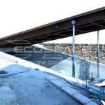 Car lift, car park elevator, automatic car parking, waste collection, goods and car custom lifting platforms - ECOSPACE Soluzioni Dimensionali // 9_1398845439
