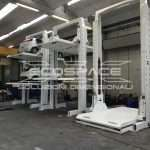 Car lift, car park elevator, automatic car parking, waste collection, goods and car custom lifting platforms - Ecospace srl // IMG_0324_low