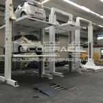 Car lift, car park elevator, automatic car parking, waste collection, goods and car custom lifting platforms - Ecospace srl // IMG_0326_low