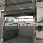Goods lift and car park lift for industry and dealership // Good lift